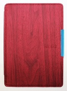 Обложка красное дерево Wooden magnetic для Paperwhite