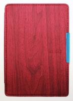 Обложка красное дерево Wooden magnetic для Paperwhite  фото