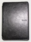 Обложка Leather Cover черная для Kindle 4/5