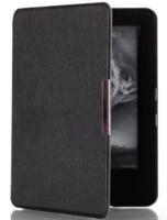 Обложка Leather Cover magnetic подходит для Kindle 8 (черный) фото