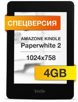 Kindle Paperwhite (2013) 4Gb RUS фото