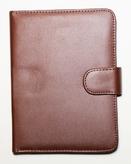 Обложка Bluecost коричневая для Kindle 5