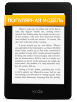 Kindle Paperwhite (2012) 2Gb фото