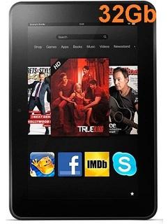 Kindle Fire HD 8,9'' 32Gb
