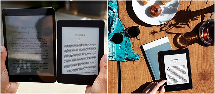Kindle Paperwhite 2015